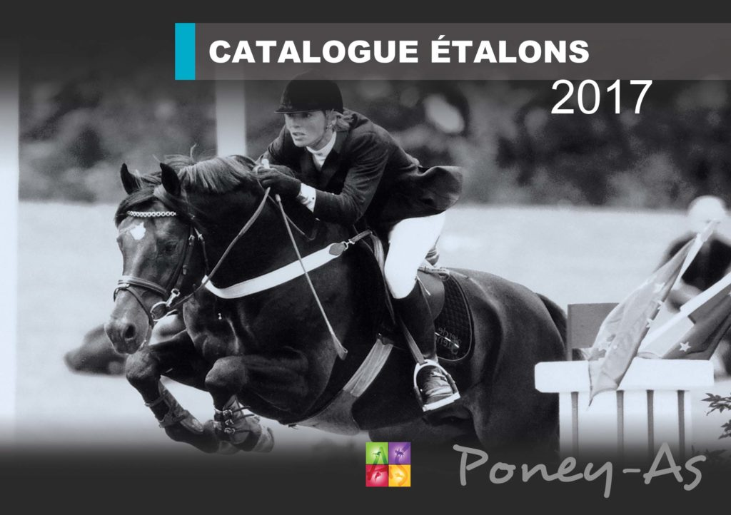 Catalogue Etalons Poney As 2017